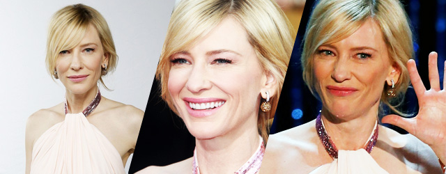 Cate Blanchett at SAG Awards