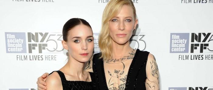 53rd New York Film Festival – Carol Premiere