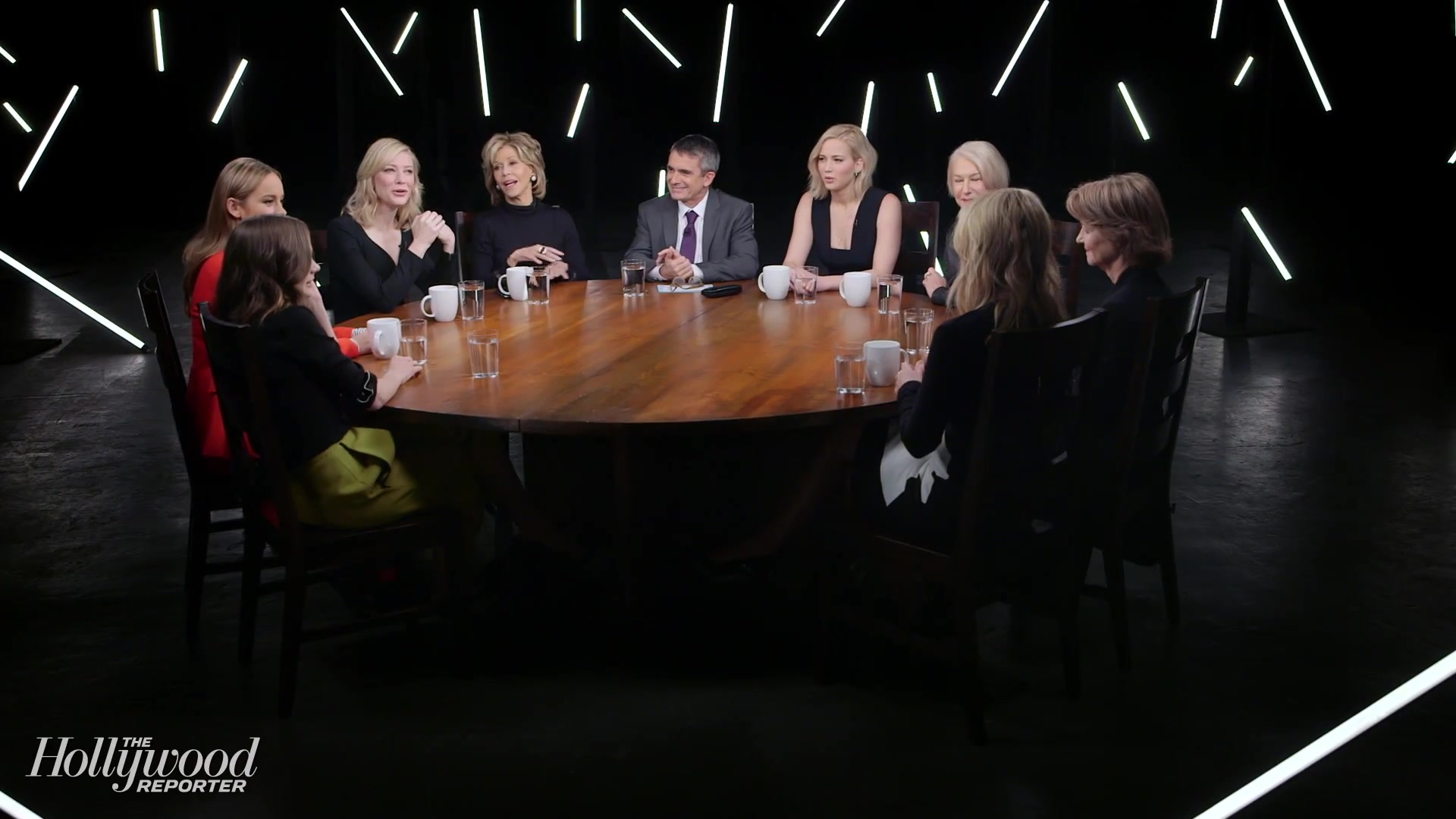 The Hollywood Reporter: The Actress Roundtable – Full interview