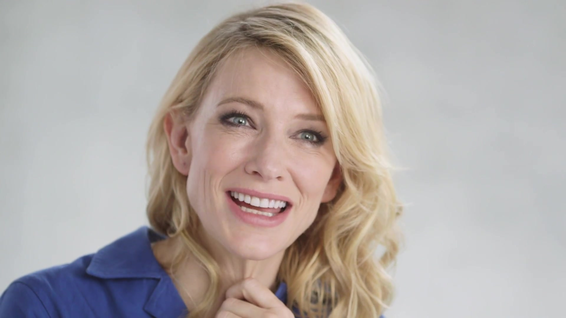 Watch Cate Blanchett Show Off Her Gymnastic Secret Talent & Talks about her Legacy