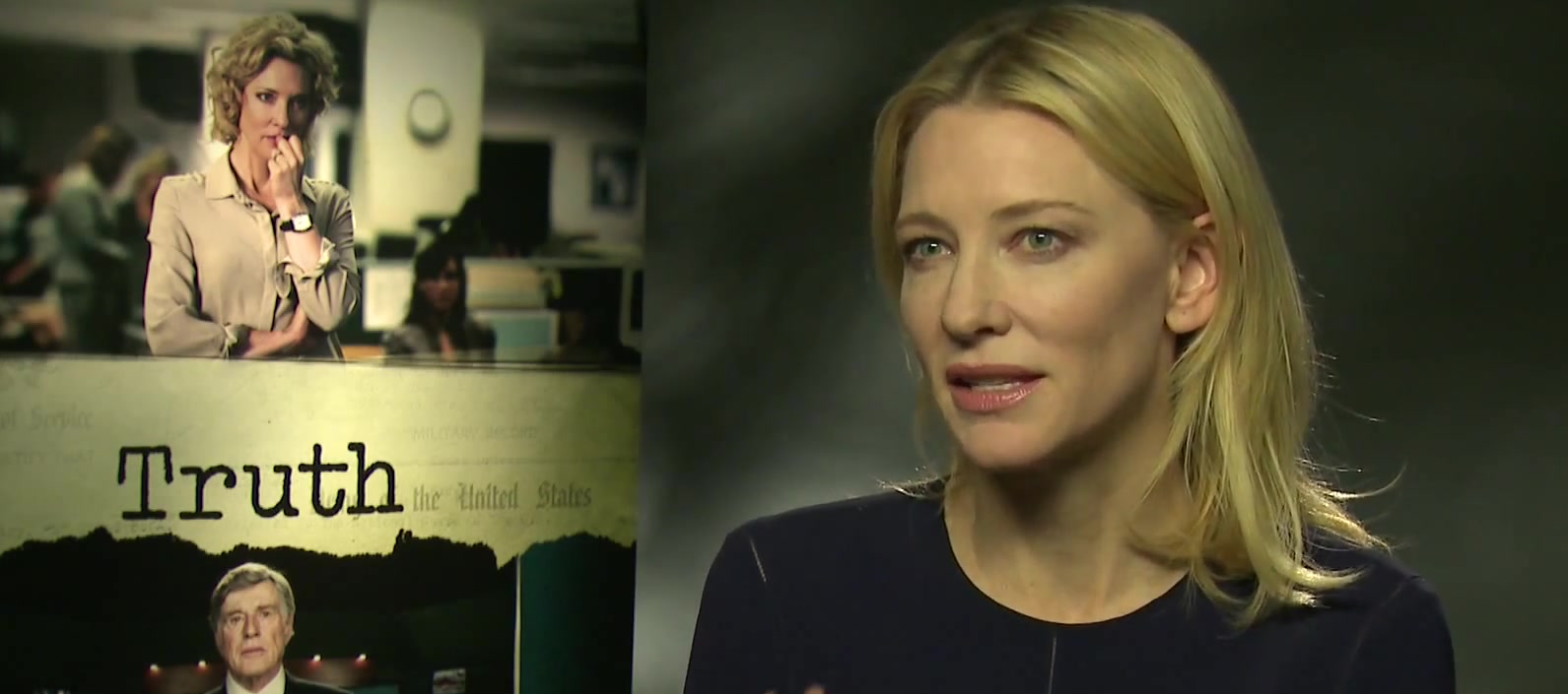 New promotional interviews for 'Truth'