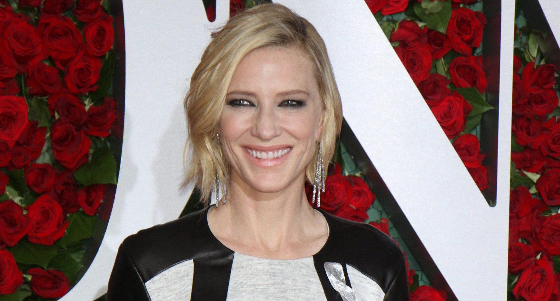 Cate Blanchett Fan @Cate-Blanchett.com | » Tony Awards ... Cate Blanchett 2016
