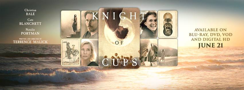 Knight of Cups in DVD and Blu-ray from June 21st