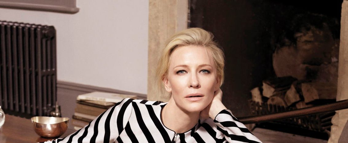 New image of Cate Blanchett from Armani's Sì Campaign