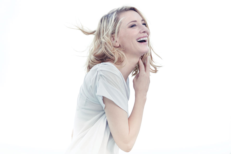"Cate Blanchett: ""Aprendí a amar el caos"""