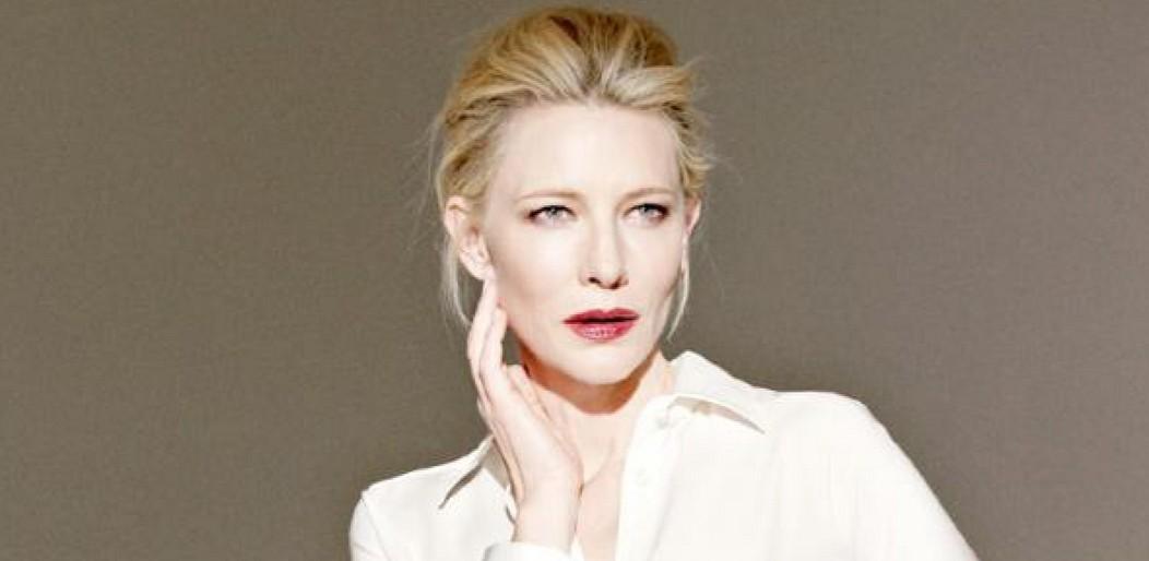 Cate Blanchett interviewed by Red Magazine
