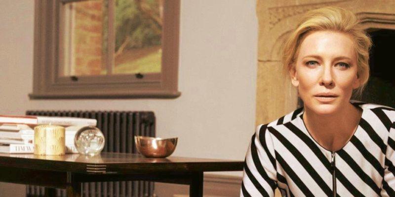 Cate Blanchett interviewed by Grazia Italy Magazine
