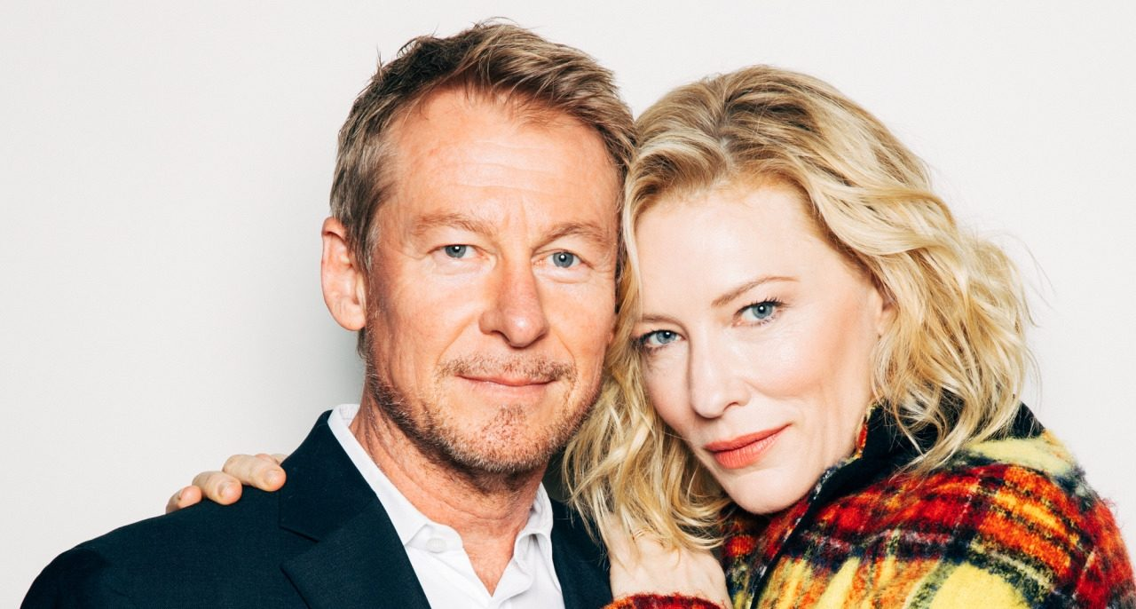 (Photos) Cate Blanchett and Richard Roxburgh in The Present #Broadway