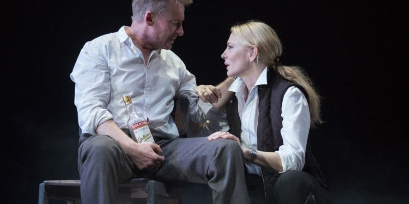 Cate Blanchett's Broadway debut in The Present (stills, program, reviews)