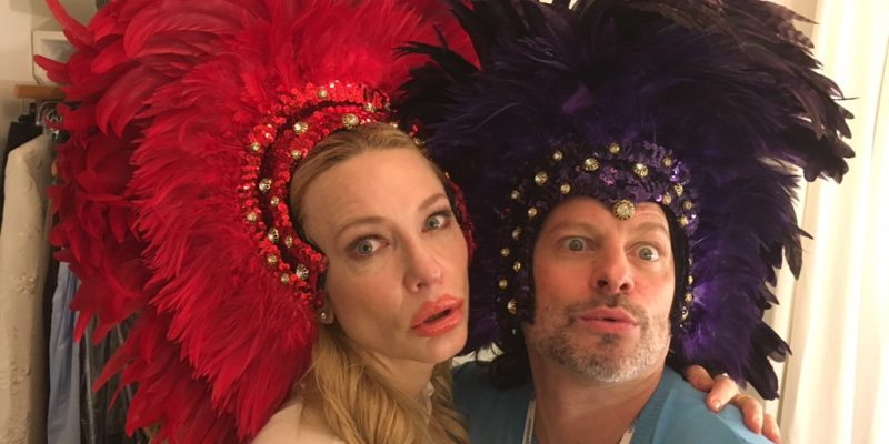 Cate Blanchett & Jason Hayes to fundraise for Newtown Action to End Gun Violence.