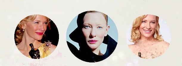 Cate Blanchett Birthday Project