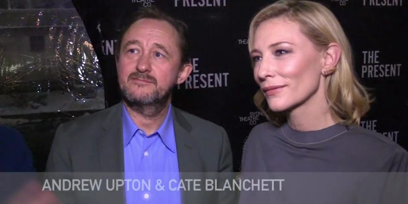 [Videos] Cate Blanchett's Broadway debut in The Present #OpeningNight