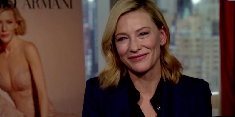 Video Interview: Cate Blanchett Teases 'Ocean's Eight' Surprises