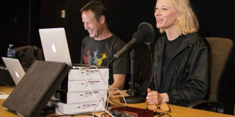 Cate Blanchett brings NDIS character to life #Nadia