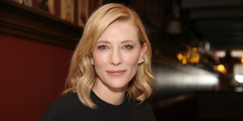 Cate Blanchett shares exactly what she does to keep her face looking so fresh #SKII