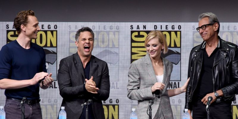 Marvel Panel at San Diego Comic-Con – Photos