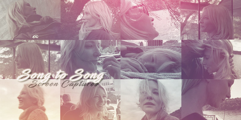 Song to Song BluRay Screen Captures