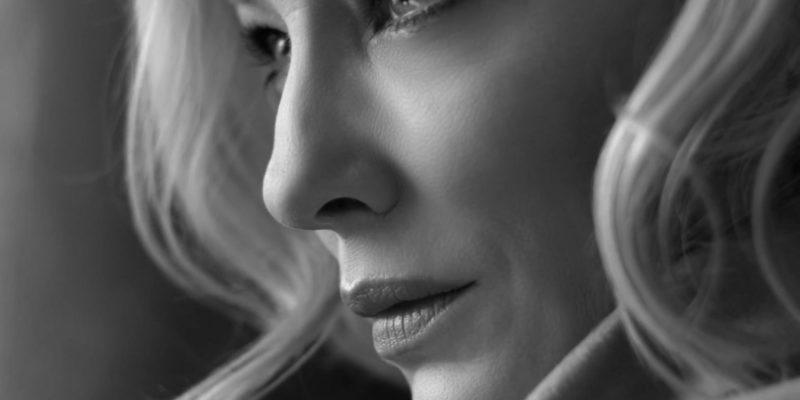 Cate Blanchett for Giorgio Armani's Sì Is My Self