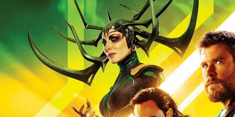 Thor Ragnarok: Best Movie (Italy) Scans
