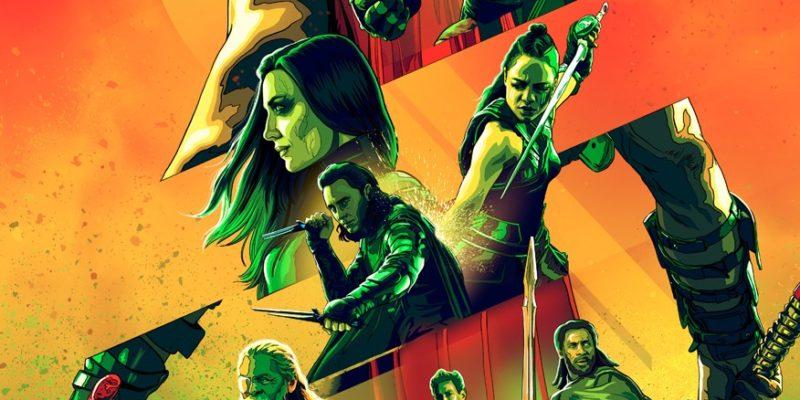 Thor Ragnarok – New poster + Australian promotional events