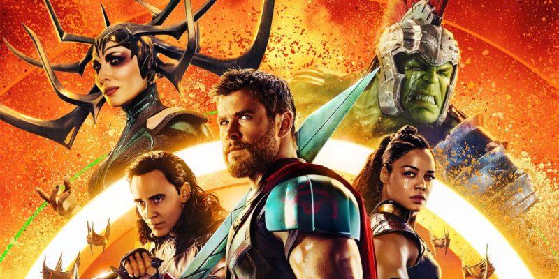 Marvel Studios' 'Thor: Ragnarok' debuts new Imax poster