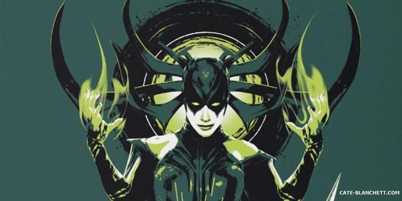New promo art for Thor Ragnarok