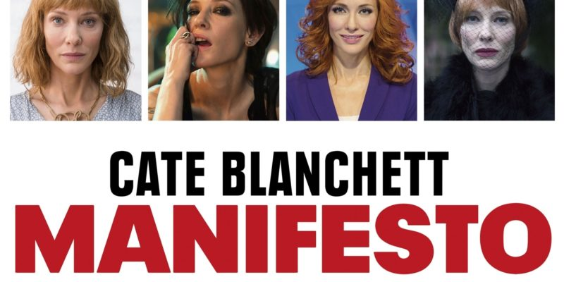 Rio de Janeiro International Film Festival and Parool Film Festival to screen 'Manifesto' by Julian Rosefeldt