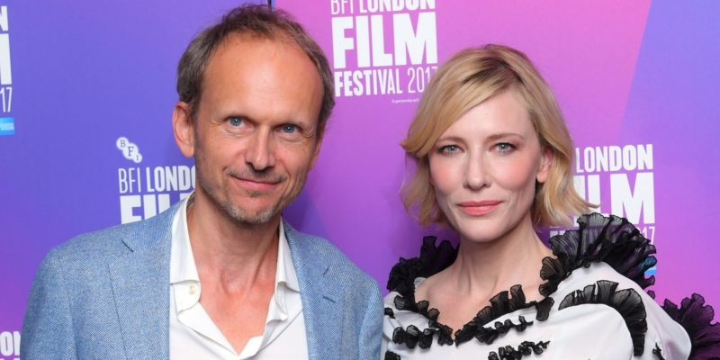 Cate Blanchett and Julian Rosefeldt – LFF Connects – 61st BFI London Film Festival