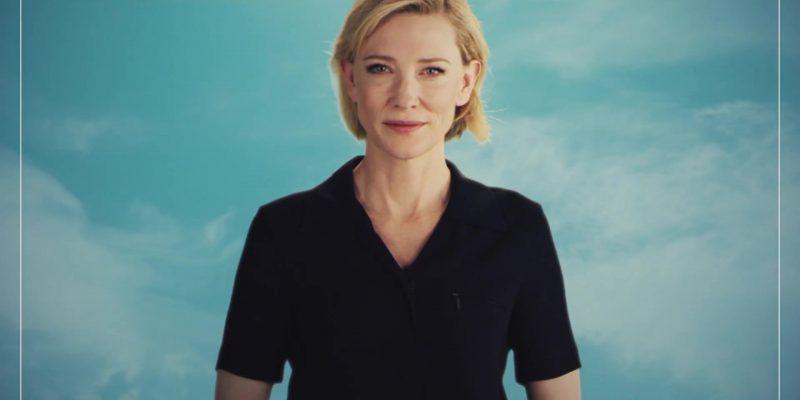 [New Video] A Motivational Message from Thor: Ragnarok's Cate Blanchett