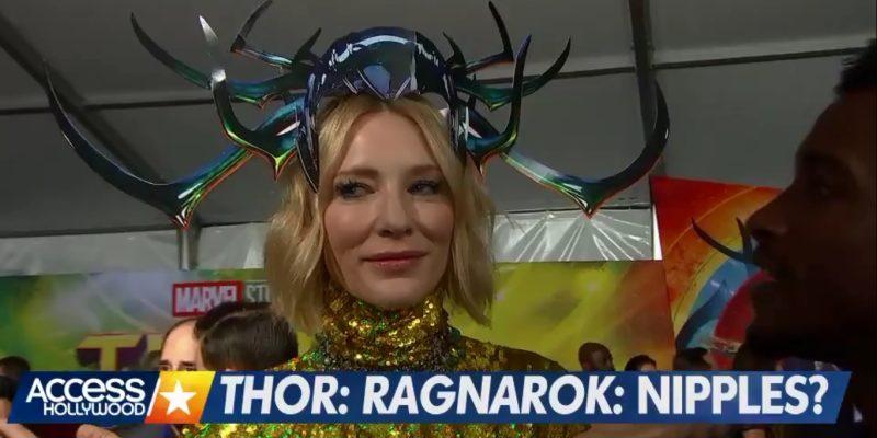 Thor Ragnarok Premiere – Videos