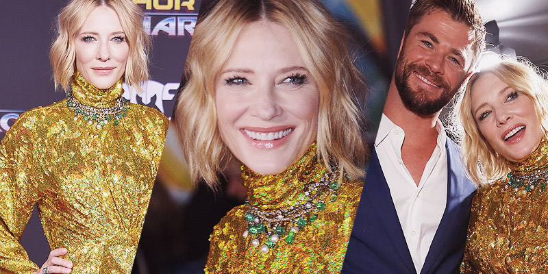 Thor: Ragnarok Los Angeles Premiere (+ Photos)