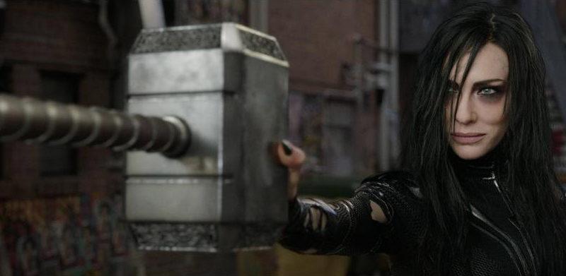 Thor: Ragnarok – Cate Blanchett and Zoe Bell on creating Marvel's first female super-villain