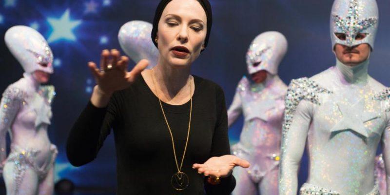 New Interview: Cate Blanchett and Julian Rosefeldt on Manifesto