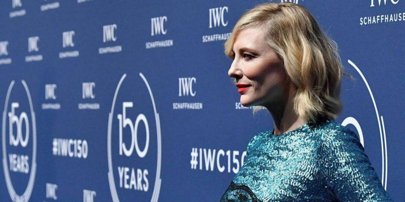 Cate Blanchett at the IWC Schaffhausen 150th Anniversary Gala