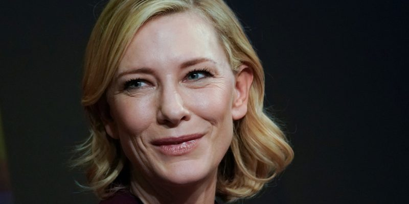 Cate Blanchett at World Economic Forum in Davos – Additional Photos