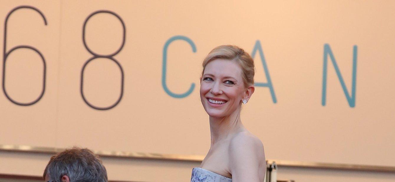 Cate Blanchett Jury President of the Festival de Cannes 2018