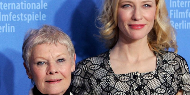Cate Blanchett and Judi Dench named ambassadors for Old Vic's 200th anniversary