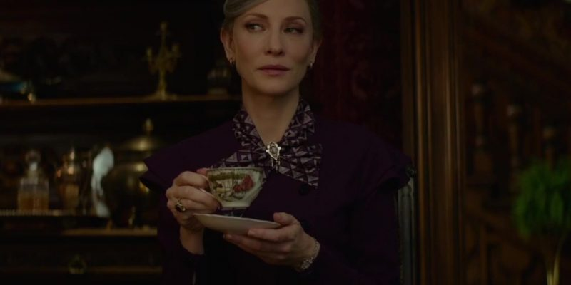 The House with a Clock in Its Walls trailer is here! See Cate Blanchett as Florence Zimmerman!