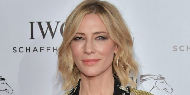 Why Cate Blanchett Doesn't Love Being Photographed