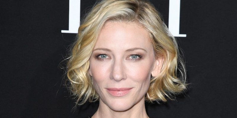 Cate Blanchett has the most enjoyable beauty advice you'll read today