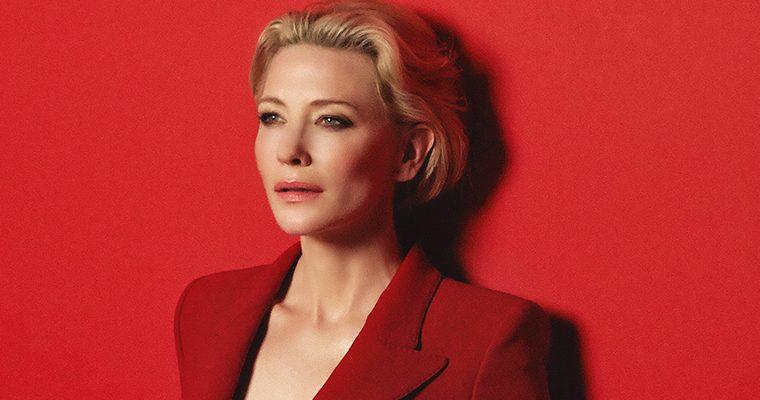 Cate Blanchett on Elle Norway – Interview