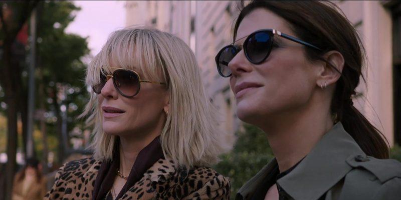 New trailer for Ocean's 8 starring Sandra Bullock and Cate Blanchett