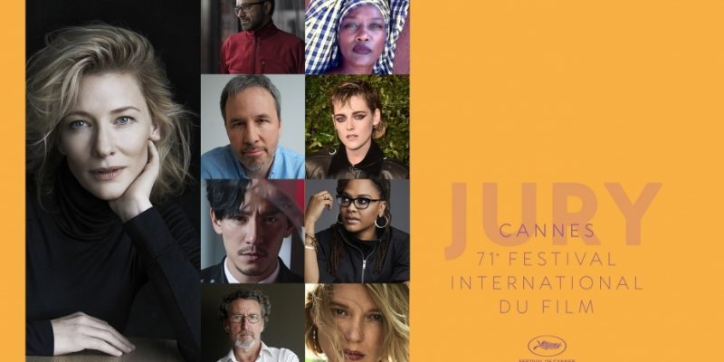 Meet The Jury of the 71st Festival de Cannes under the presidency of Cate Blanchett