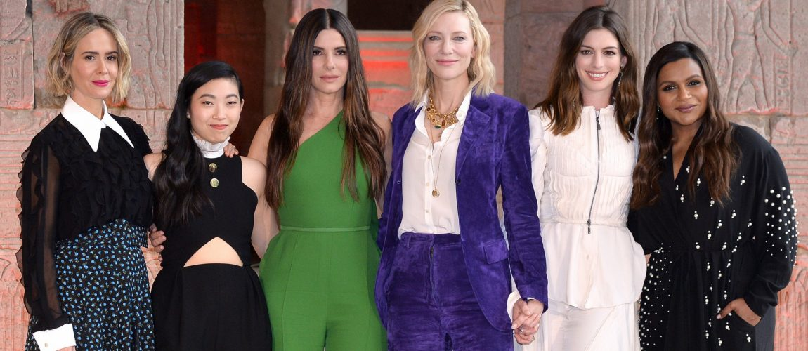 First Look: Ocean's 8  Press Conference and Photocall