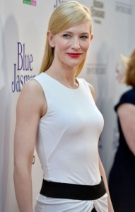 Cate Blanchett in the LA Premiere for Blue Jasmine