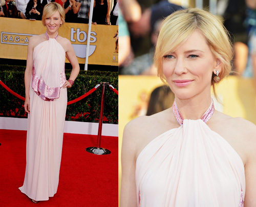 Cate Blanchett at 2014 SAG Awards