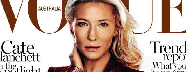 Vogue Australia February – Scans