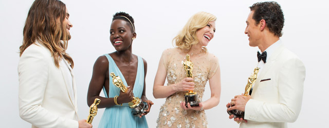 Academy Awards Portraits