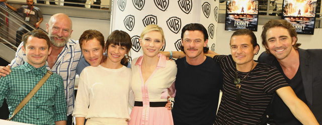 Cate Blanchett at Comic-Con International