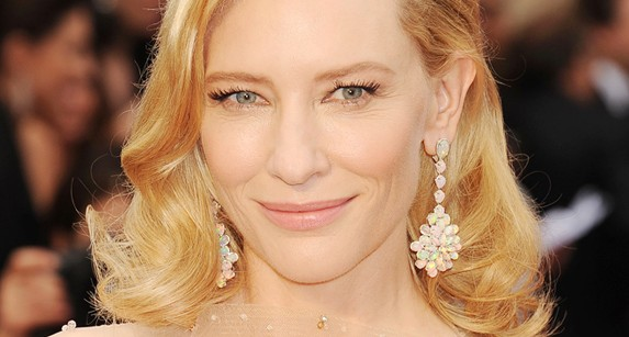 Cate Blanchett on What She Wears to Christmas Breakfast—It Will Surprise You